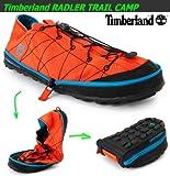 [ティンバーランド] ユニセックス折りたためるシューズ のRADLER TRAIL CAMPラドラートレイル キャンプ【オレンジ】 2042rスニーカーアウトドアシューズradler trail campパッカブルシューズ折りたたみ靴ユニセックス 撥水