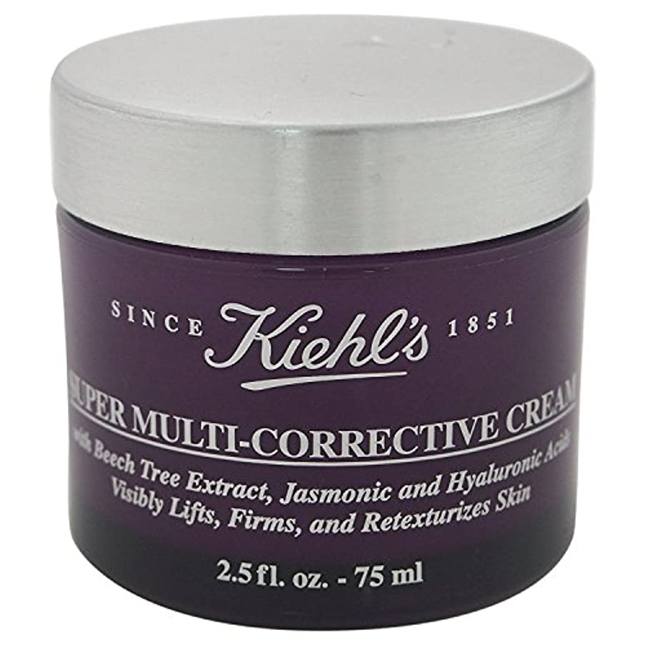 雑草浮く折キールズ(Kiehl's) スーパー マルチ コレクティブ クリーム 75ml [並行輸入品]