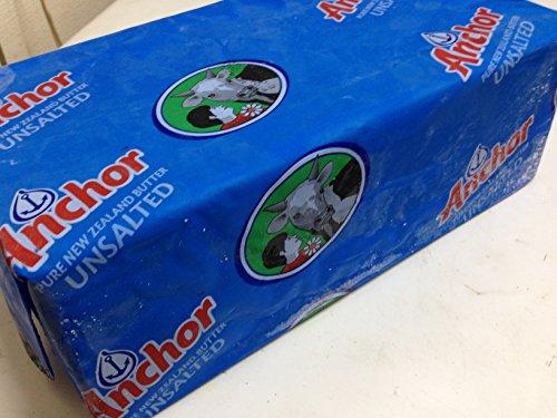 ニュージーランド産 グラスフェッドバター フォンテラバター 無塩 5kg 業務用