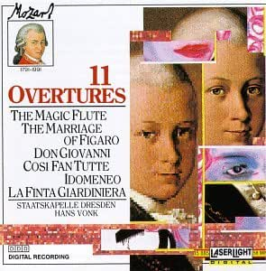Little Night Music 17: Eleven Overtures