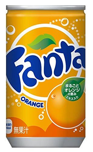 コカ・コーラ ファンタ オレンジ 缶 160ml×30本