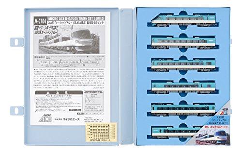 Nゲージ A0764 283系「オーシャンアロー」基本 (A編成) 改良品6両セット