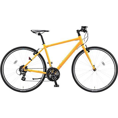ブリヂストングリーンレーベル(BRIDGESTONE GREEN LABEL) クロスバイク CYLVA(シルヴァ) F24 E.Bヨークオレンジ F2454 540mm
