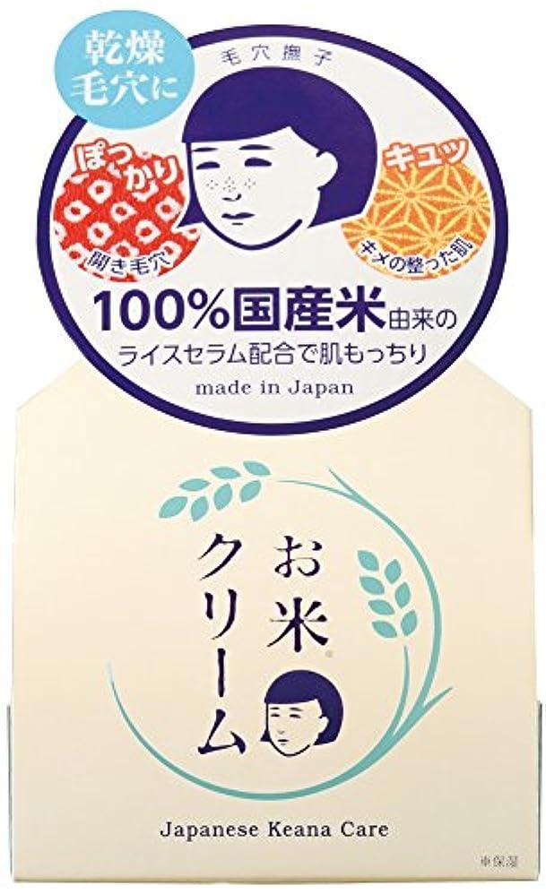 割り当てます防腐剤アレンジ毛穴撫子 お米のクリーム 30g