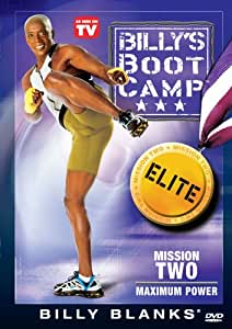 Bootcamp Elite Mission Two: Maxium Power ミッション2 余分な贅肉撃破せよ![DVD]