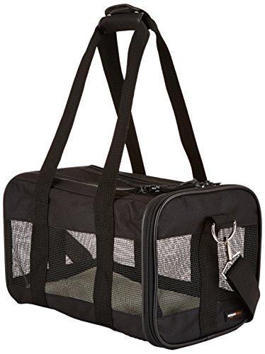 Amazonベーシック ペット用ソフトキャリーバッグ Sサイズ