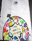 LittleGleeMonster  2016 カラフルモンスターTシャツ 白 M