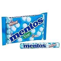 (Mentos (メントス)) ミント5×38グラム (x6) - Mentos Mint 5 x 38g (Pack of 6) [並行輸入品]