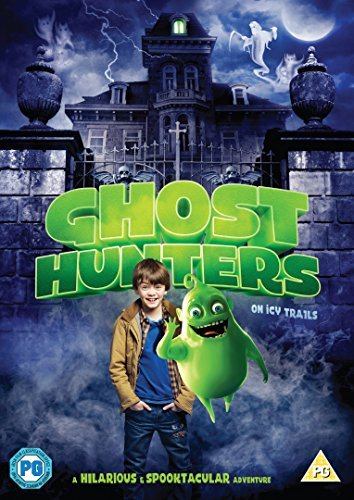 Ghosthunters [DVD] by Milo Parker