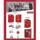公式 防弾少年団 2017 BTS SEASON'S GREETINGS