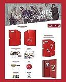 その他メーカー BTS/防弾少年団 公式 防弾少年団 2017 BTS SEASON'S GREETINGS ( 韓国盤 )(初回限定特典5点)(韓メディアSHOP限定)の画像