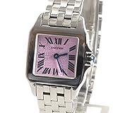 [カルティエ]Cartier 腕時計 サントス ドゥモワゼルSM W2510002 中古[1248575]