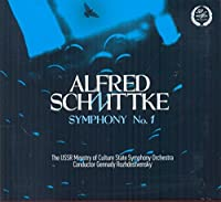 Alfred Schnittke: Symphony No. 1 by Victor Guseinov