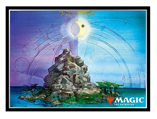 マジック:ザ・ギャザリング プレイヤーズカードスリーブ 『GURUランド』《島》 (MTGS-090)