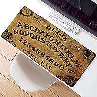 AURORBOY ボードマウスパッド マット ラージ マウスパッド 滑り止めパッド マウスマット デスクパッド キーボードパッド Dota Cs Go用