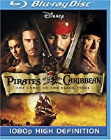 Pirates of Caribbean: Curse of Black Pearl [Blu-ray]
