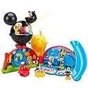 Disney ディズニー Mickey Mouse Clubhouse Deluxe Play Set キッズ 子供 ミッキーマウス ミニーマウス プルート グーフィー ドナルド デイジー クラブハウス デラックス プレイセット サウンド付 おもちゃ ミッキー 並行輸入品