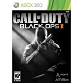 Xbox360 Call of Duty: Black Ops II アジア版