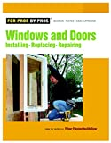 Windows and Doors (For Pros By Pros) 画像