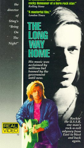 The Long Way Home [VHS] [Import]