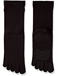 [Mizuno] ライフスタイルウェア ブレスサーモ ゆるぬく 5本指靴下 C2JX7604 メンズ