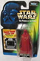 Star Wars 1997 Emperor's Royal Guard Freeze Frame Power of the Force Action Figure