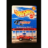 70 MUSTANG MACH 1 * PENSKE AUTO CENTERS * Exclusive 1999 Hot Wheels ホットウィール Special Edition 1:64 スケール Die-Cast Vehicle...ミニカー モデルカー ダイキャスト 【並行輸入】