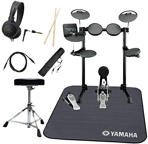 YAMAHA ヤマハ 電子ドラム DTX450KS 純正ドラムマット付きオリジナルスターターパック