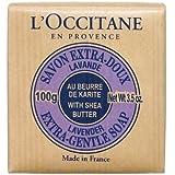 ロクシタン(L'OCCITANE) シアソープ ラベンダー 100g