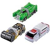 仮面ライダードライブ ガシャポンシフトカー05ノーマル3種セット
