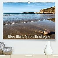 Bleu Blanc Sable Bretagne 2020: Promenade cote a cote a travers la Bretagne. (Calvendo Places)