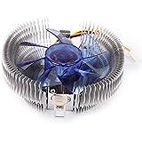 【ノーブランド品】CPU クーラー ファン ファンヒートシンク 放熱器 Intel LGA775 LGA 1155/1156 AMD754/AM2 2+/AM3