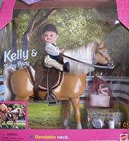 バービーケリーDoll & Baby Pony Giftset Barbie Riding Club Series ( 1998)