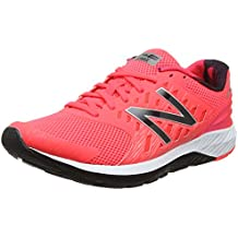 New Balance Women's FuelCore Urge Running Shoes, Black/Pink