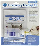 PetAg KMR Emergency Feeding Kit Bene-Bac Single Dose Food Source for Kittens