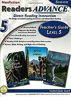Readers Advance Teacher's Guide Level 5: Grade 5