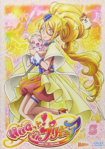 HUGっと!プリキュア vol.5 [DVD]