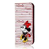 レイ・アウト iPhone SE/5s/5 ディズニー 手帳型ケース ポップアップ カーシヴ ミニーマウス RT-DP11T/MN