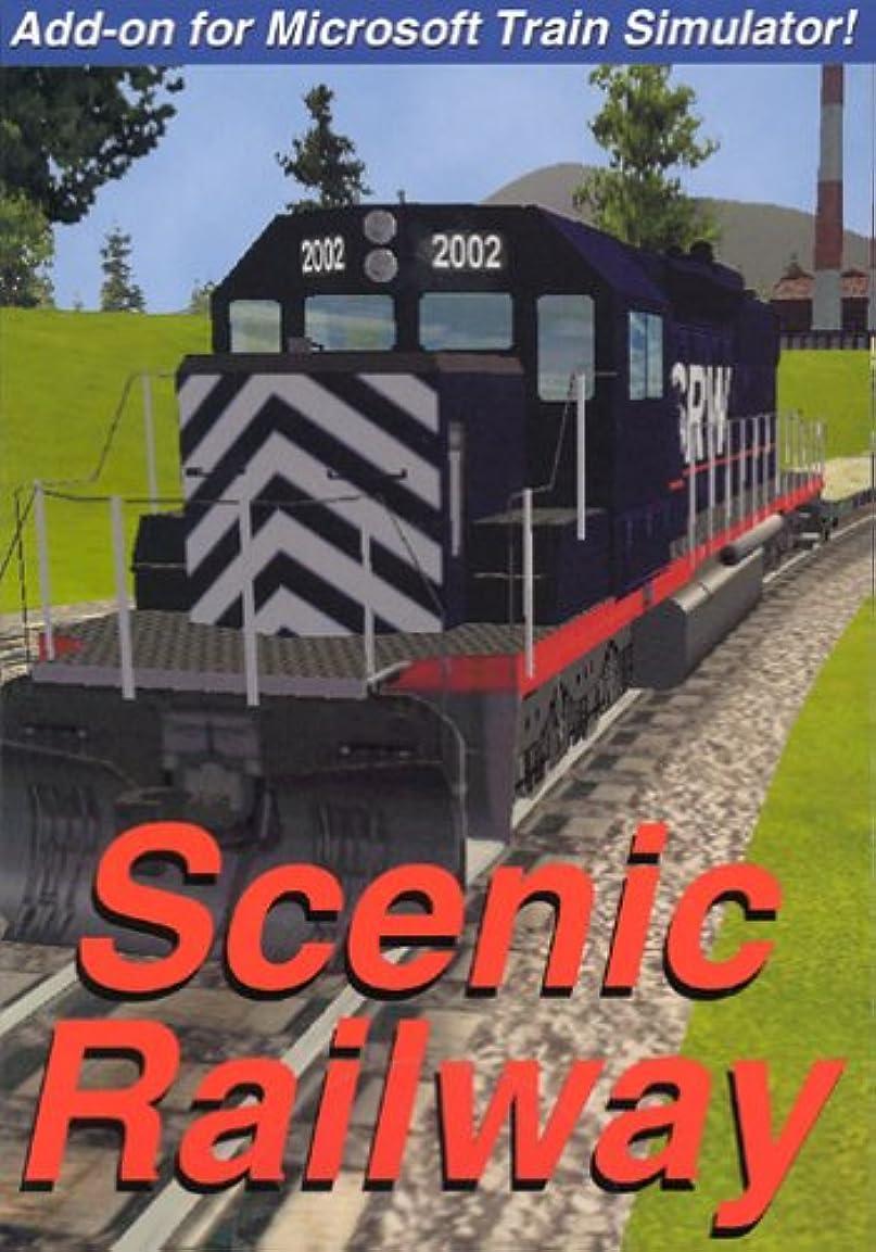 Scenic Railway: add-on for Microsoft Train Simulator (輸入版)