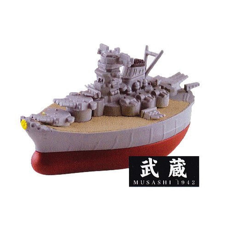 デフォルメ 連合艦隊 Vol.1 [2.戦艦 武蔵(1942)](単品)