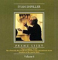 Conductor Ivan Spiller. Volume 6. Franz Liszt. Faust Symphony