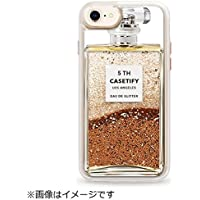 Casetify iPhone 8/7/6s/6用グリッターケース MISS PERFUME GLITTER