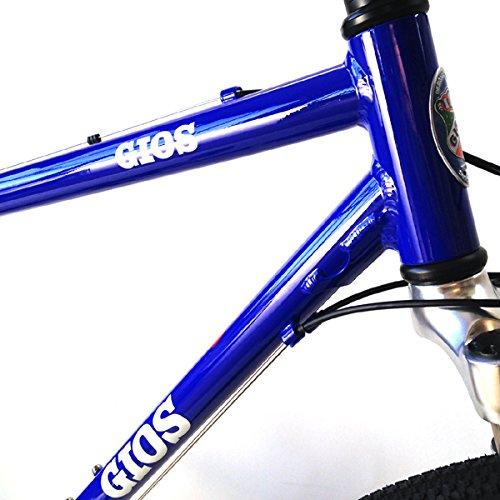 GIOS(ジオス) クロスバイク MISTRAL GRAVEL GIOS BLUE 520mm