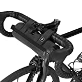 LIXADA 自転車フロントバッグ ハンドルバーバッグ フレームバッグ トップチューブバッグ 保冷保温機能 UVカット 防水 大容量 サドルバッグ サイクリング用