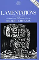 Lamentations (Anchor Bible)