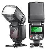 Neewer® スピードライト/フラッシュ/ストロボ NIKON D5000, D3000, D3100, D3200, P7100, D7000, D700, P7000 Series, D300, D200, D90, D600, D80, D70 Series, D60, D50, D41シリーズほかNikon DSLRカメラ適用