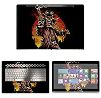Decalrus - Protective Decal Skin Sticker for HP ENVY 17M AE011DX (17.3 Screen) case cover wrap HPenvy17_ae011dx-225