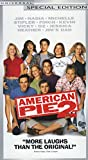 American Pie 2 [VHS] [Import]