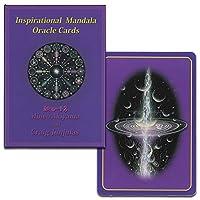 【数千、数万の点からなる曼荼羅点描画からのメッセージ】マンダラオラクルカード