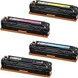 トナーカートリッジ331 カラー4色セット リサイクルトナー キャノン カラーコンパクトレーザープリンター印刷機用